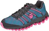 K-Swiss Womens Tubes Run Athletic Footwear