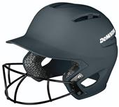 DeMarini Paradox Softball Batting Helmet W/SB Mask
