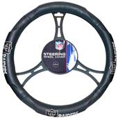Northwest NFL Raiders Steering Wheel Cover