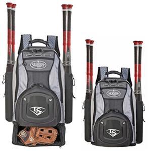 59d53a01220c Louisville Slugger Series 9 Stick Pack Ball Bag - Baseball Equipment   Gear