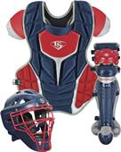 Louisville Slugger Series 7 Adult Catcher Gear Set