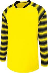 b809a5598 High Five Prism Custom Soccer Goal Keeper Jerseys - Soccer Equipment ...