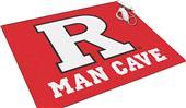 Fan Mats NCAA Rutgers Man Cave All-Star Mat