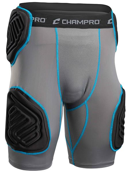 Russell Youth Integrated 5-Piece Football Girdle
