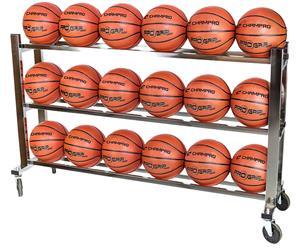 Champro Monster Ball Cart - Holds 12 Basketballs