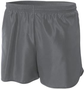 A4 Adult Woven Polyester Track Shorts