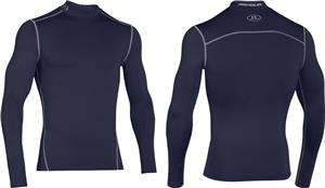 65679eb111d12 Under Armour Coldgear Compression L S Mock Shirt - Soccer Equipment and Gear