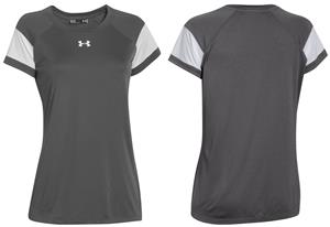 Under Armour Womens Loose Zone T Shirt - Soccer Equipment and Gear 57817c09d9