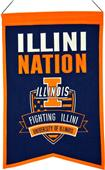 Winning Streak NCAA Illinois Nations Banner