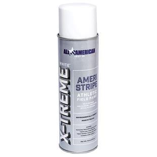 Ameri-Stripe X-Treme White Aerosol Field Paint