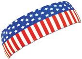 Red Lion US Flag Headbands