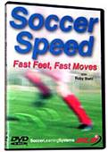 Soccer Speed Training (DVD) soccer training videos