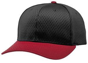 Richardson 495 Pro Mesh R-Flex Custom Baseball Caps - Baseball ... 169b6ea2290