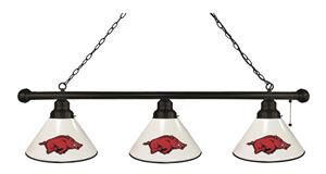 Holland University of Arkansas Billiard Light. Free shipping.  Some exclusions apply.