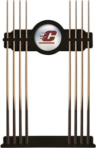Holland Central Michigan University Logo Cue Rack