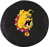 Holland NCAA Ferris State University Tire Cover