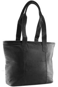 Burk's Bay Luxury Leather Tote. Free shipping.  Some exclusions apply.