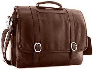 Burk's Bay Executive Computer Briefcase. Free shipping.  Some exclusions apply.