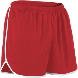 Alleson Mens Youth Performance Track Shorts