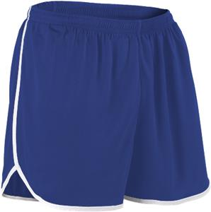 Alleson Womens Performance Track Shorts