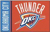 Fan Mats NBA Oklahoma City Thunder Starter Rug