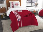 Northwest MLB Cincinnati Reds Twin Comforter/Sham