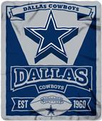 Northwest NFL Cowboys 50x60 Marque Fleece