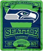 Northwest NFL Seahawks 50x60 Marque Fleece