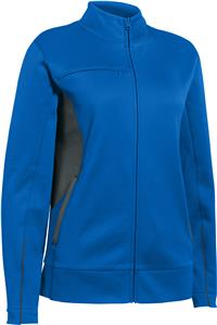 Russell Athletic Womens Tech Full Zip Jacket CO
