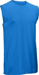 Russell Athletic Mens Performance Sleeveless Tee. Decorated in seven days or less.