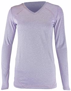 Russell Athletic Women Long Sleeve Performance Tee. Printing is available for this item.