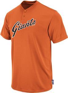 f9193df2 Giants MLB Cooperstown 2-Button Baseball Jersey - Fan Gear