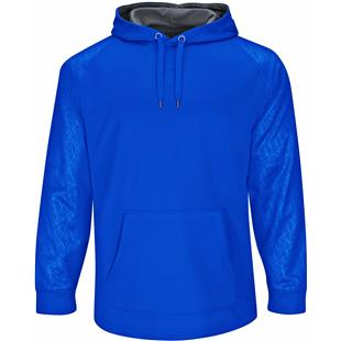 Majestic Premier Home Plate Hooded Tech Fleece