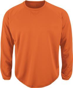 Youth Long Sleeve Home Plate Tech Fleece Shirt
