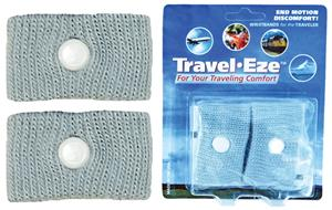 Red Lion End Motion Sickness Travel Eze Wristbands