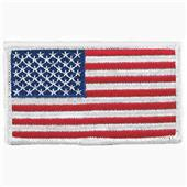Markwort Embroidered United States Flag Patch