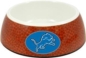 Gamewear Detroit Lions NFL Football Pet Bowl