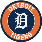Fan Mats MLB Detroit Tigers Roundel Mat