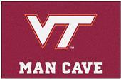 Fan Mats Virginia Tech Man Cave Starter Mat