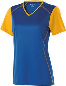Holloway Ladies Piston Short Sleeve Shirts
