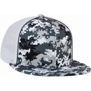 1924a192dbe Pacific Headwear D-Series Digi Camo Trucker Caps - Soccer Equipment and Gear