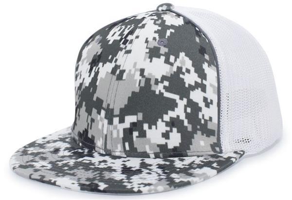 6433373b Pacific Headwear D-Series Digi Camo Trucker Caps | Epic Sports