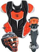 Louisville Slugger Fastpitch 3PC Catcher Gear Set