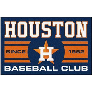 Fan Mats MLB Houston Astros Starter Mat