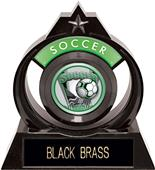 "Hasty Awards Eclipse 6"" ProSport Soccer Trophy"