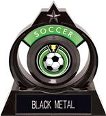 """Hasty Awards Eclipse 6"""" Eclipse Soccer Trophy"""