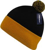 Decky Athletic Pom Pom Beanies
