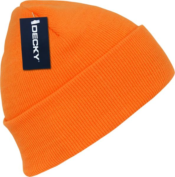 d540445a Decky Neon Acrylic Long Beanies | Epic Sports