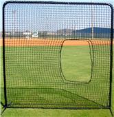 Cimarron Sports 7'x7' #42 Softball Net & Frame