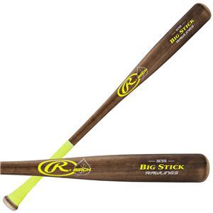 Rawlings Joe Mauer Birch Big Stick Wood Bat Baseball